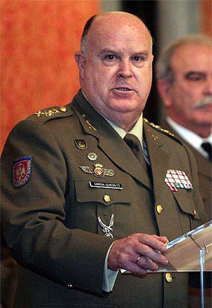 José Antonio García González, en una foto de archivo.