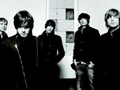El grupo sueco Mando Diao en una imagen de 2009.