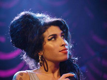 Amy Winehouse, en una imagen de 2007.