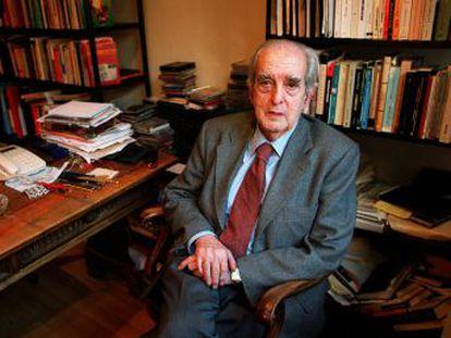 El jefe de la diplomacia era el veterano del primer Gobierno de Felipe González en 1982
