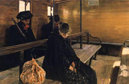 '¡¡Otra Margarita!!', 1892, de Joaquín Sorolla.