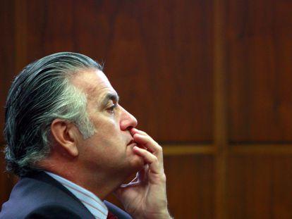 Luis Bárcenas, en una imagen de archivo.