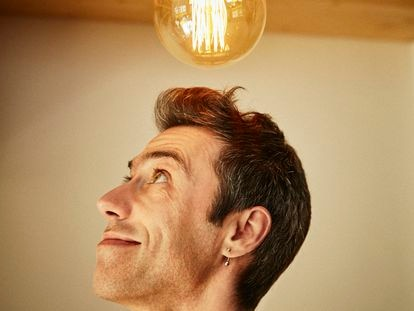 Retrato de Juanjo Sáez