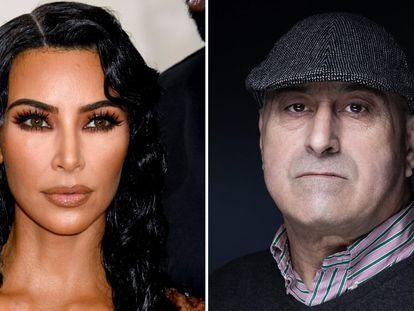 Kim Kardashian y Yunice Abbas.