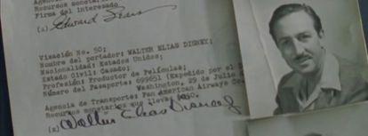 El permiso de viaje a Latinoamérica de Disney.