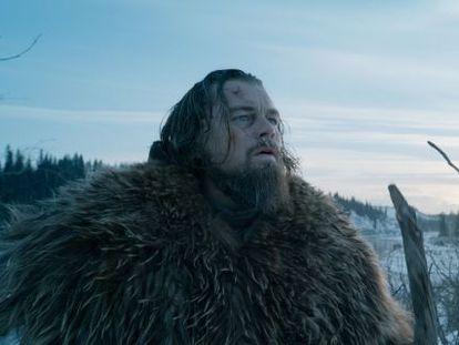 Un fotograma de The Revenant, la nueva película de Iñárritu.