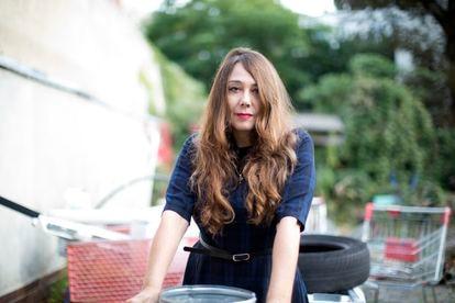 La escritora, compositora y directora de cine Danielle de Picciotto.
