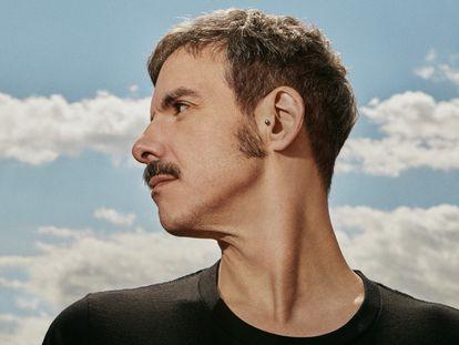 Javier Giner, autor del libro 'Yo, adicto'.