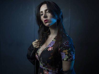 Mala Rodríguez en Madrid, en 2018. En vídeo, entrevista a la cantante.