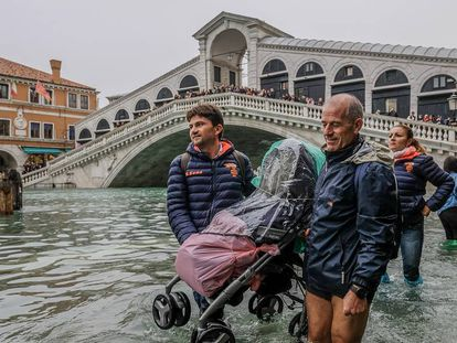 En vídeo, la investigación que muestra la preocupante crecida de los ríos de toda Europa a causa del cambio climático.