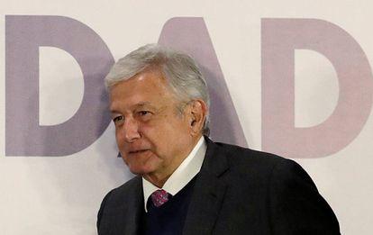El presidente electo de México, Andrés Manuel López Obrador.