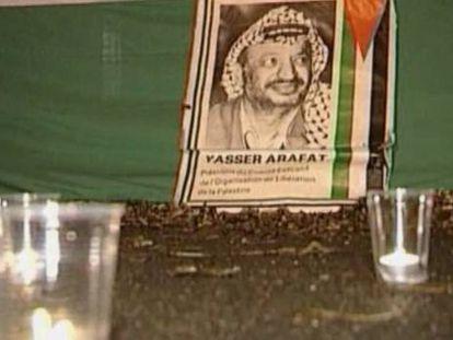 Los forenses apuntan al envenenamiento con polonio en la muerte de Arafat