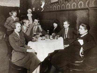 Mujeres en Berlín (1927).