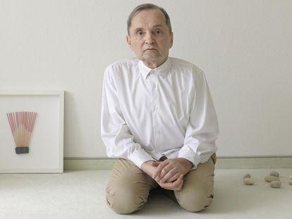 Raimund Hoghe, fallecido el viernes a los 72 años.