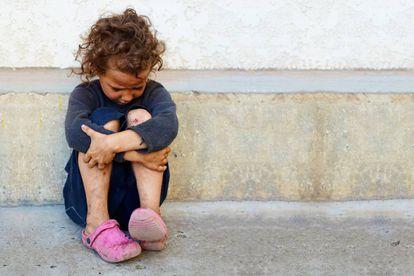 De no tomar medidas para remediarlo, en 2030 la infancia en España seguirá estando mucho más expuesta que otros grupos de edad al riesgo de pobreza o exclusión social, según Save the Children.