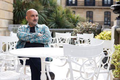 El director francoargentino Gaspar Noé, esta semana en el certamen.