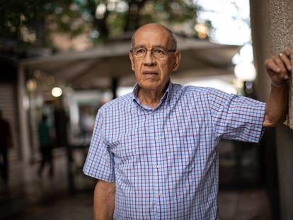 Pedro Fernández, el pasado jueves en Granada.