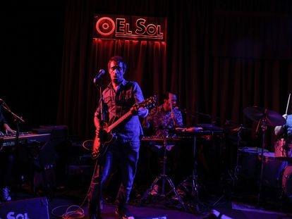 El cuarteto Morgan presenta su tercer álbum en mítica Sala El Sol, en Madrid.
