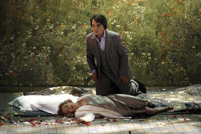 <i>La traviata</i><b> fue otro de los platos fuertes en el festival lírico de Aix.</b>