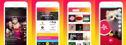 Musical.ly, la 'app' que permite al usuario crear vídeos de playbacks.