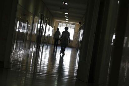 Unidad psiquiátrica del Hospital Clínico de San Carlos en Madrid.