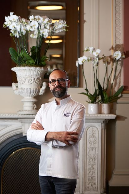 El extremeño José Pizarro dirige seis restaurantes en Inglaterra.