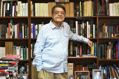 Nicaraguan writer Sergio Ramírez, in a file image.