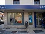 Sevilla/18-11-2020: Oficina del BBVA en el centro de Sevilla.FOTO: PACO PUENTES/EL PAIS