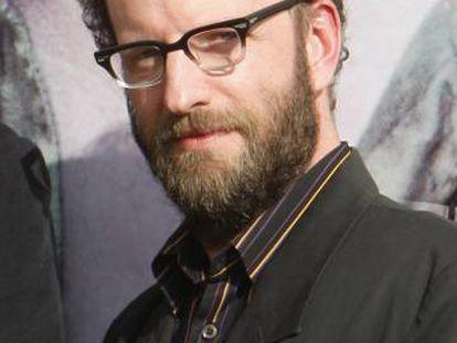El director de cine Steven Soderbergh durante la presentación en Madrid de la película 'Che: el argentino'