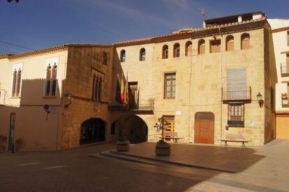 Imagen del Ayuntamiento de Cabanes, localidad donde ha ocurrido el suceso.
