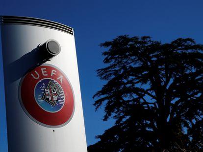Sede de la UEFA en Nyon.