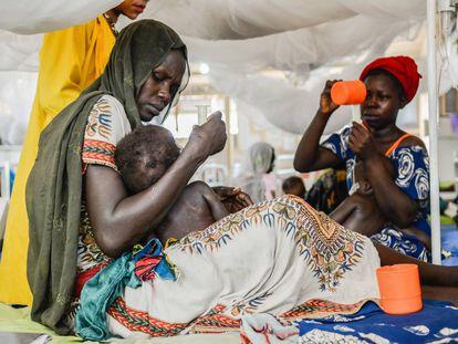 En la ciudad de Kousseri hay 40.000 desplazados que necesitan de asistencia sanitaria y alimentos.