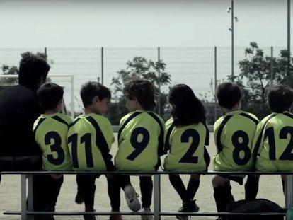 Fotograma del vídeo 'Equip Petit'.
