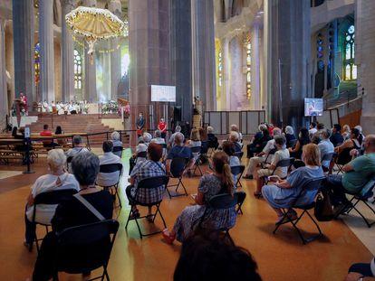 Un cura expulsado de la Iglesia Católica oficia misas de manera clandestina en Barcelona