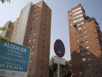 Viviendas de Testa en alquiler en Madrid.