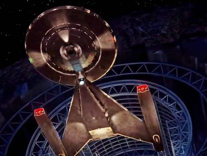 Primer tráiler de 'Star Trek: Discovery'.