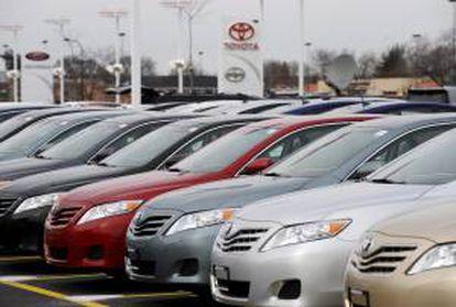 Las cifras reveladas hoy por los fabricantes indican que durante el mes de agosto se vendieron entre 1,3 y 1,4 millones de vehículos, un aumento del más del 10 %.EFE/Archivo