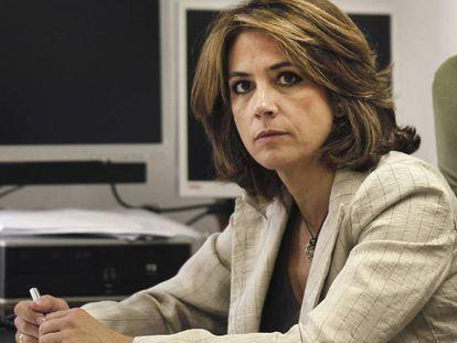La hasta ahora fiscal de la Audiencia Nacional Dolores Delgado.