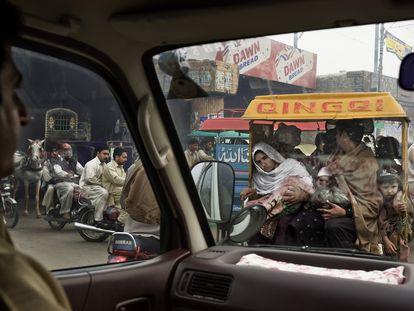 Lahore, Pakistán. Noviembre 2004.