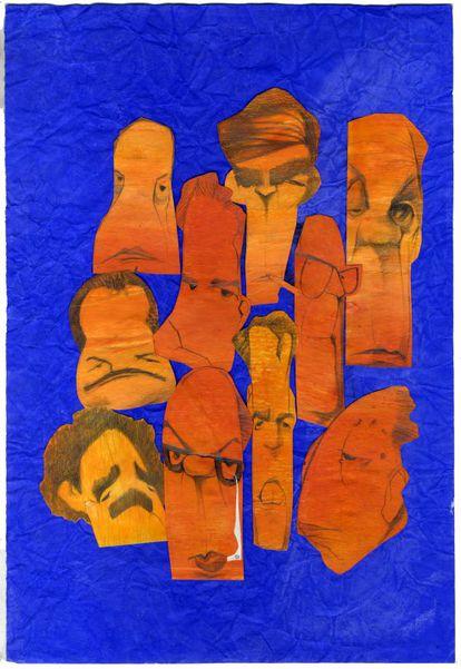 Ilustración de Sciammarella.