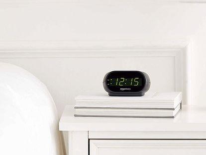 El reloj despertador digital con más ventas en Amazon