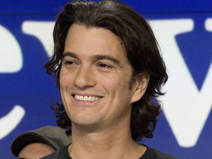 Adam Neumann, cofundador y antiguo consejero delegado de WeWork