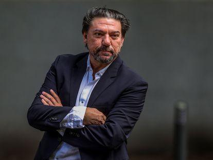 Antonio Ruiz Onetti, presidente de la Sociedad General de Autores y Editores.