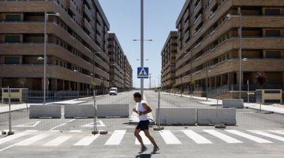 La sociedad de gestión de activos bancarios (Sareb) ha reservado 103 millones de euros para demoliciones.