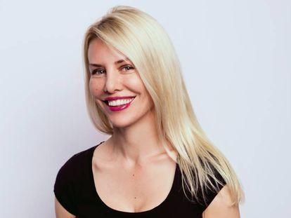 La periodista, escritora y activista Kajsa Ekis Ekman.