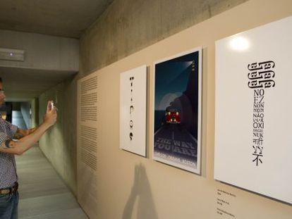 El nuevo espacio dedicado a la tipografía en el Muvim.