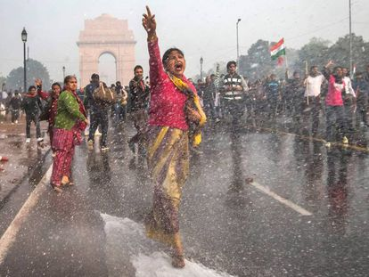 Un fotograma del documental 'La hija de India'.