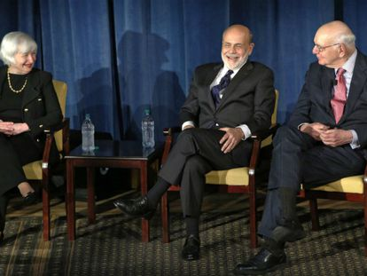 El último banquero central, que se lleve el ponche