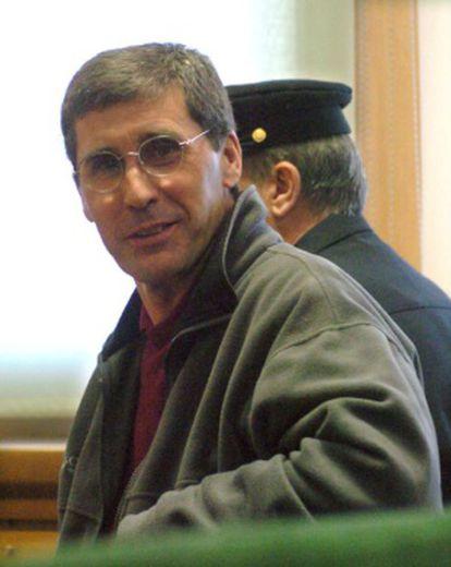 Urrusolo Sistiaga durante un juicio.