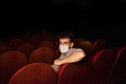 Pablo Orteu se beneficia del abono joven del Cine Doré.